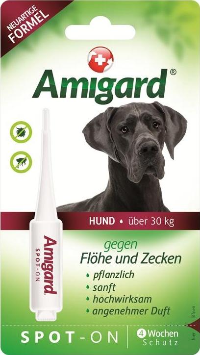 Amigard über 30 KG