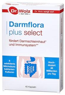 Darmflora plus® select Dr.Wolz