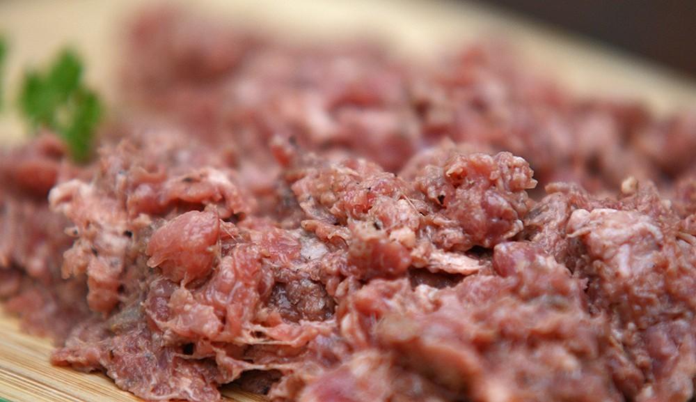 Kopffleisch gewolft 500g