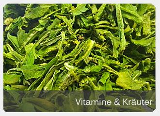 Vitamine & Kräuter